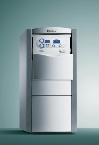 Chaudière sol au gaz à condensation EcoVIT VKK - VAILLANT