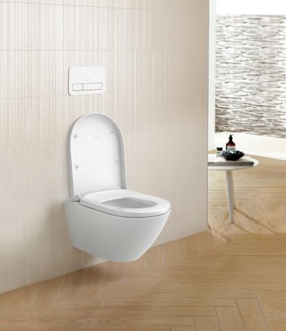 WC suspendu Vivia - VILLEROY & BOCH