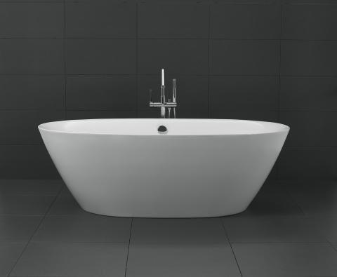 Baignoires simples encastrables d 39 angle porte - Peut on repeindre une baignoire ...