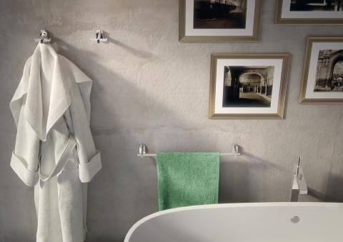 accessoires de salle de bains - porte-serviette, porte-savon ... - Porte Serviette Salle De Bain Design