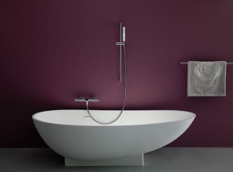 Mitigeur bain et douche Lineaviva - ZENID