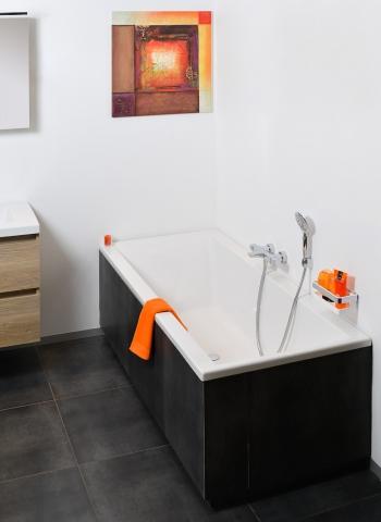 baignoire 1m50 beautiful baignoire en lot ou pose libre. Black Bedroom Furniture Sets. Home Design Ideas