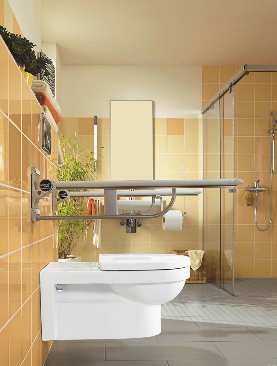 WC suspendu architectura de VILLEROY & BOCH