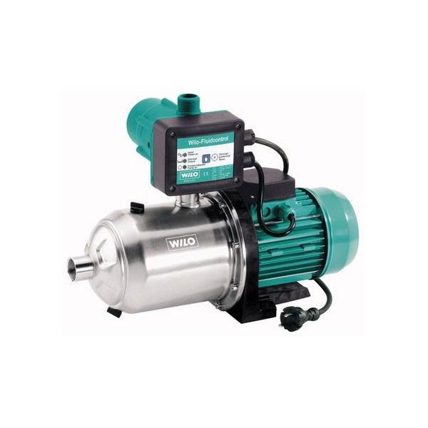 Groupe hydrophore : Récupérateur d'eau de pluie